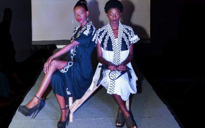 Défilé privé pour le lancement de la collection Black and White : mai 2016